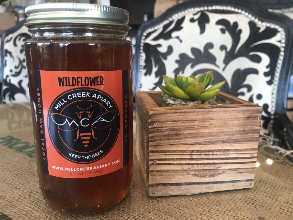 wildflower local honey